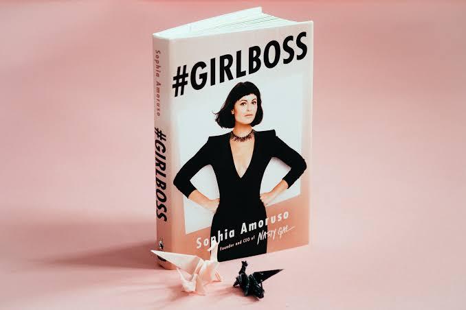 Patroniçenin El Kitabı: #GIRLBOSS