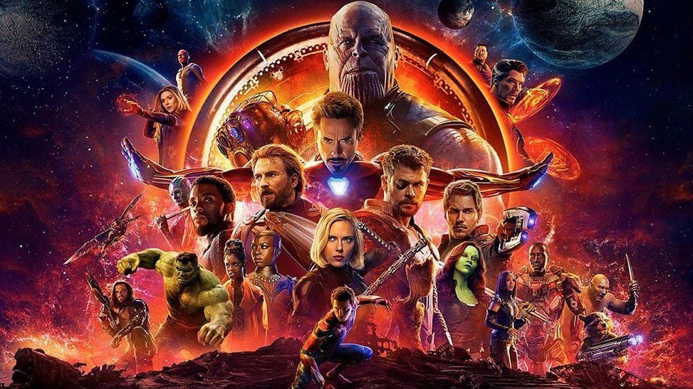 Avengers Sonsuzluk Savaşı