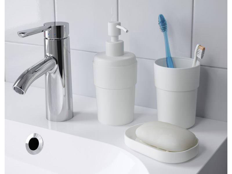 ikea banyo sabunluk