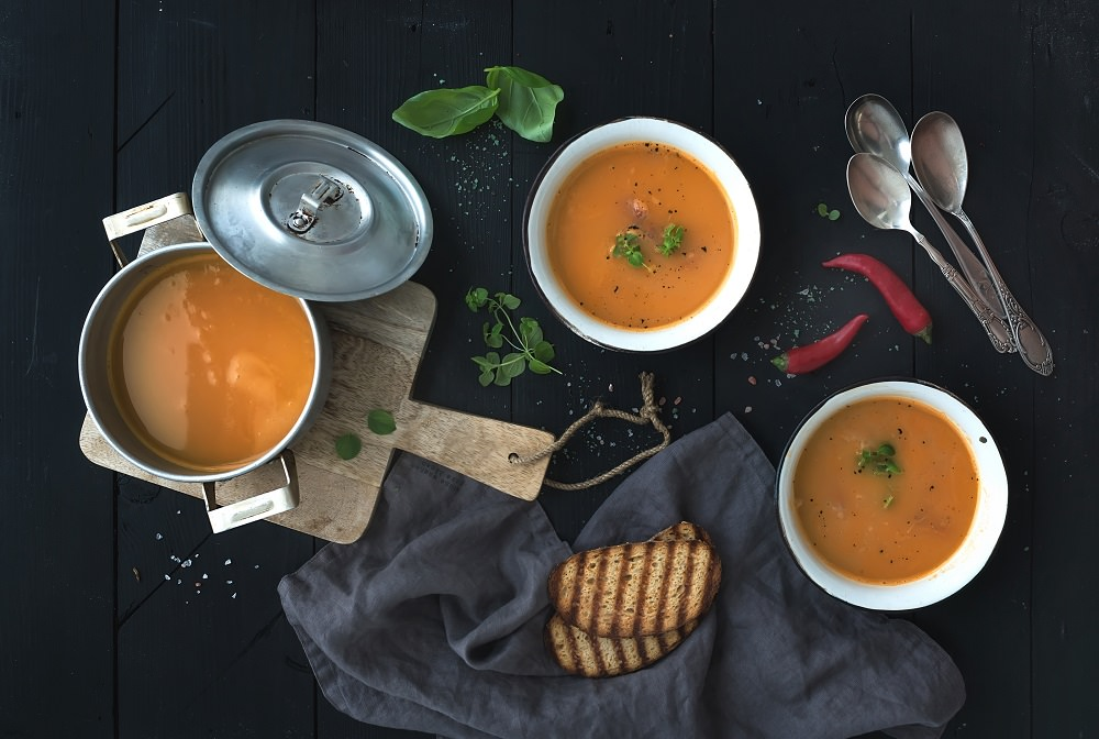 Pratik Tarhana Çorbası Tarifi – Tarhana Çorbası Nasıl Yapılır?